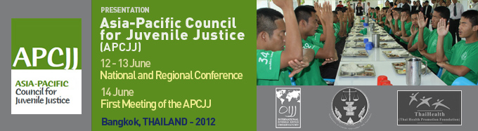 First Meeting of the APCJJ