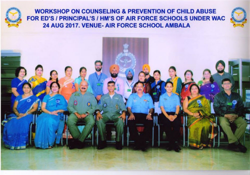 India's Protection of Children from Sexual Offences Act examined in workshop on counselling and prevention of child abuse