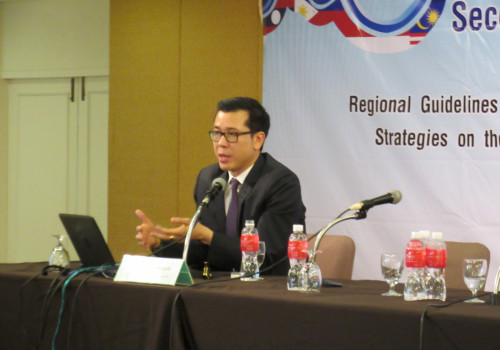 Day one – Second Meeting of the APCJJ Subcommittee for ASEAN